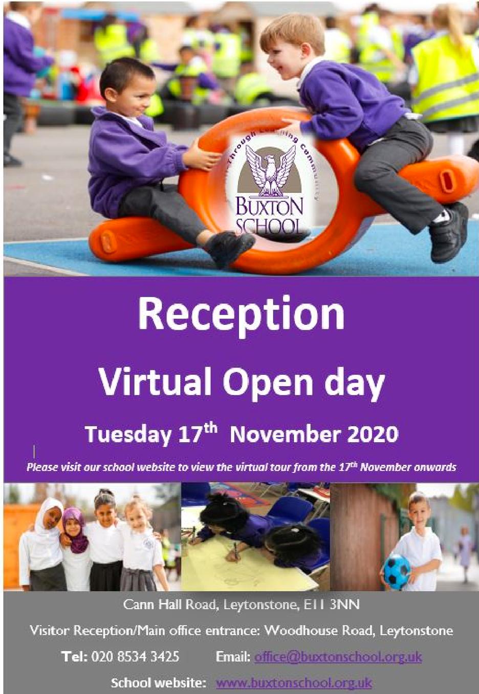 Reception virtual oe 3