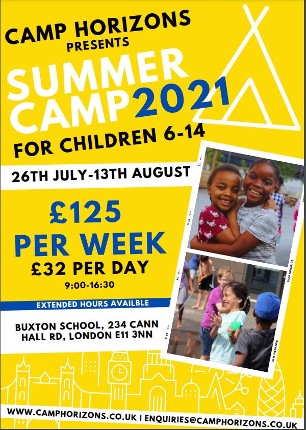 Summer camp 2021 1